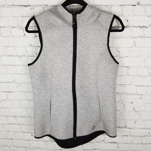 GERRY | neoprene full zip hooded pocket vest